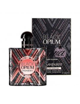 Yves Saint Laurent Black Opium Pure Illusion, Parfémovaná voda 90 - Tester