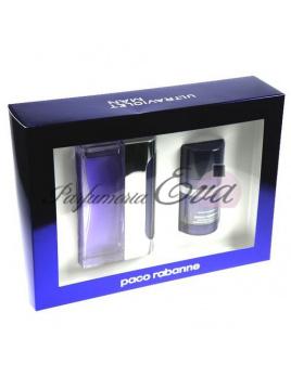 Paco Rabanne Ultraviolet, edt 100ml + 75ml deostick