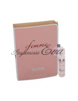 Hugo Boss Femme, vzorka vône