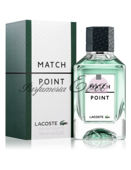 Lacoste Match Point, toaletná voda 100ml