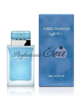 Dolce & Gabbana Light Blue Eau Intense, Toaletná voda 100ml - tester