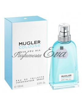 Mugler Cologne Love you all, Toaletná voda 100ml - Tester