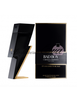 Carolina Herrera Bad Boy, Toaletná voda 100ml
