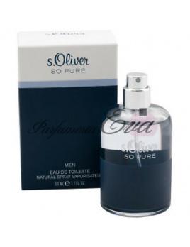 s.Oliver So Pure Men, Toaletná voda 30ml