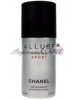 Chanel Allure Homme Sport, Deodorant 100ml