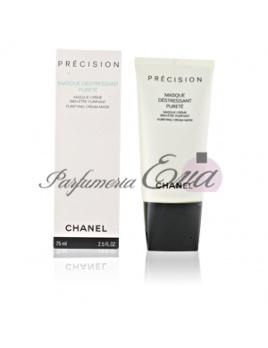 Chanel Précision Masque čistiaca maska pre zmiešanú a mastnú pleť (Purifying Cream Mask) 75 ml