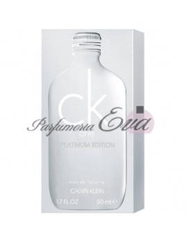 Calvin Klein CK One Platinum Edition, Toaletná voda 50ml