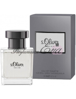 s.Oliver for Him, Toaletná voda 50ml