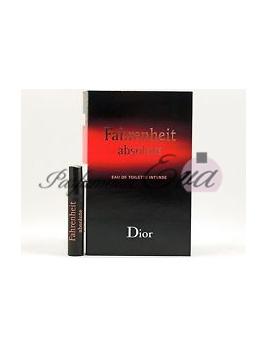 Christian Dior Fahrenheit Absolute intense, vzorka vône