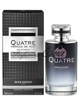 Boucheron Boucheron Quatre Absolu de Nuit Man, Parfumovaná voda 100ml - Tester