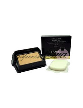 Chanel Mat Lumiere Luminous Matte Powder Makeup Recharge Refill SPF 10 - 40 Sable, Púder 13g
