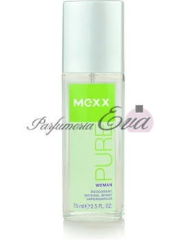 Mexx Pure Woman, Deorant v spreji 75ml