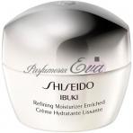 Shiseido Ibuki Refining Moisturizer Enriched, Denný krém na všetky typy pleti - 50ml