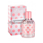 S.Oliver Outstanding for Women, Toaletná voda 30ml
