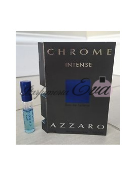 Azzaro Chrome Intense, Vzorka vône