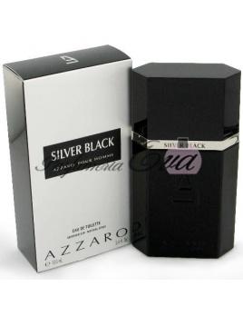 Azzaro Silver Black, Toaletná voda 100ml - Tester