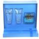 Versace Man Eau Fraiche, Edt 50ml + 50ml sprchový gel + 50ml balsam po holení