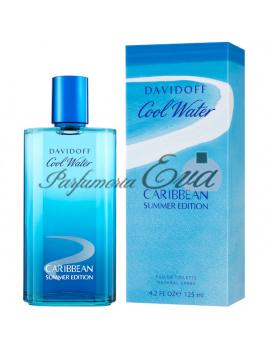 Davidoff Cool Water Caribbean Summer Edition, Toaletná voda 125ml