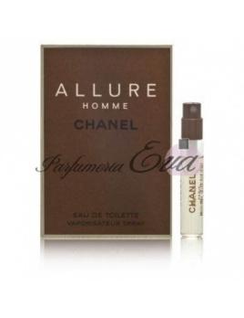 Chanel Allure Homme, Vzorka vône