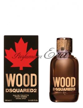 Dsquared2 Wood Pour Homme, Toaletná voda 100ml - Tester