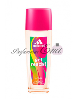 Adidas Get Ready! For Her 48h, Antiperspirant 150ml