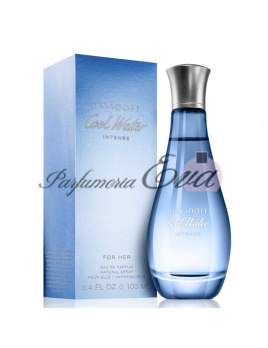 Davidoff Cool Water Intense, Parfémovaná voda 100ml