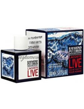 Lacoste Live Raymond Pettibon Collector´s Edition, Toaletná voda 100ml