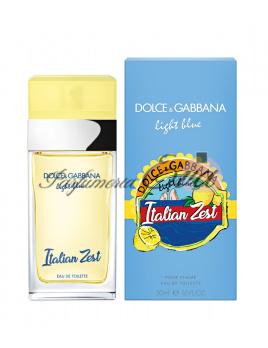 Dolce & Gabbana Light Blue Italian Zest, Toaletná voda 100ml