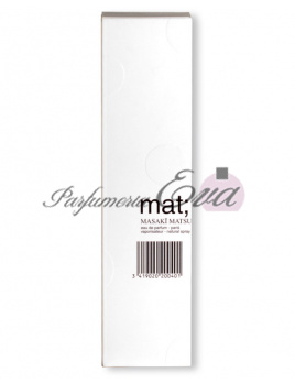 Masaki Matsushima Mat, Parfumovaná voda 40ml