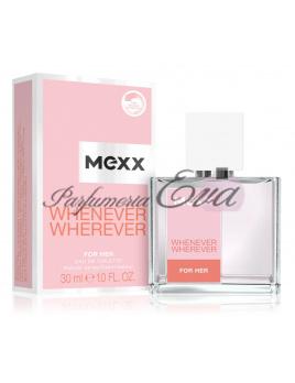 Mexx Whenever Wherever, Toaletná voda 50ml