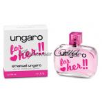 Emanuel Ungaro Ungaro for Her (W)
