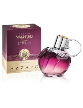 Azzaro Wanted Girl By Night, Parfémovaná voda 80ml
