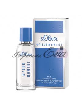 S.Oliver YourMoment Men, Toaletná voda 30ml