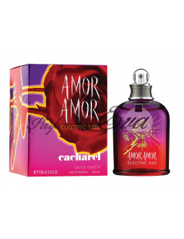 Cacharel Amor Amor Electric Kiss, Toaletná voda 100ml