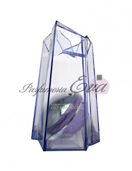 Paco Rabanne Ultraviolet Liquid Metal, Toaletná voda 80ml - tester