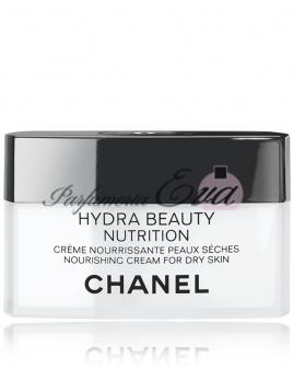 Chanel Hydra Beauty Nutrition Cream Dry Skin, Denný krém na suchú pleť - 50g