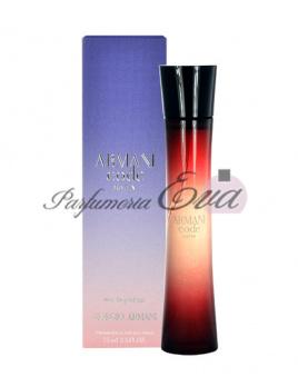Giorgio Armani Code Satin, Parfumovaná voda 30ml