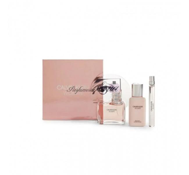 2fe7116224 Calvin Klein Calvin Klein Women SET  Parfémovaná voda 100 ml + Telové  mlieko 100 ml