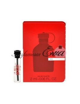 Hugo Boss Hugo Red, vzorka vône