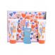 Moschino I Love Love SET: Toaletná voda 50ml + Telové mlieko 100ml + Sprchovací gél 100ml