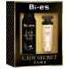 Bi-es Lady Secret Fame SET: Parfémovaná voda 50ml + Deodorant 150ml (Alternatíva parfému Lady Gaga Lady Gaga Fame)