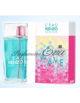Kenzo L´Eau Kenzo Electric Wave for Women, Toaletná voda 50ml