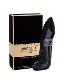 Carolina Herrera Good Girl Supreme, Parfémovaná voda 80ml