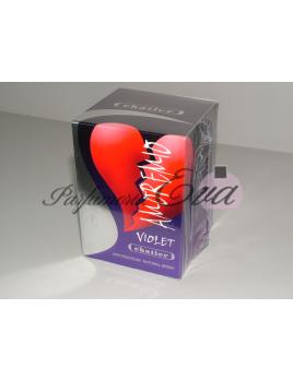 Chatier Amore Violet Parfémovaná voda 100ml, (Alternativa parfemu Cacharel Amor Amor Tentation)