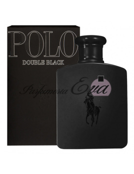 Ralph Lauren Polo Double Black, Toaletná voda 125ml - Tester, Tester