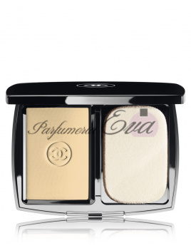 Chanel Mat Lumiere Compact rozjasňujúci púder odtieň 40 Sable (Luminous Matte Powder Makeup SPF 10) 13 g