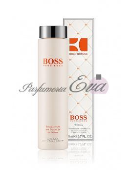 Hugo Boss Orange, Sprchovy gel 200ml