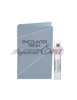 Calvin Klein Encounter Fresh, vzorka vône