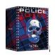 Police To Be Rebel, Vzorka vone EDT