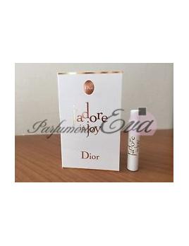 Christian Dior J'adore in Joy, Vzorka vône